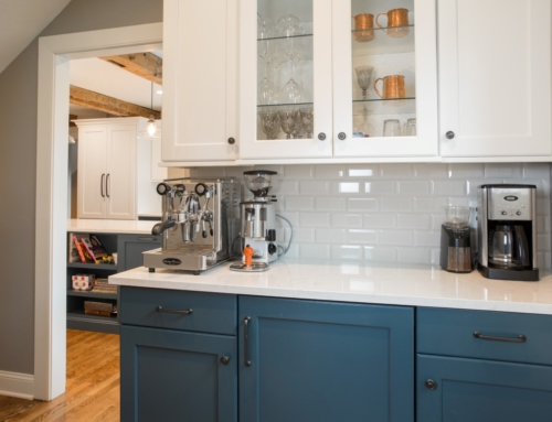 Tips for Living through a Kitchen Remodel … With Less Stress