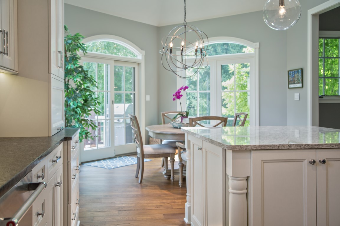 Sycamore Springs Project Kitchen - Indiana Kitchen Company