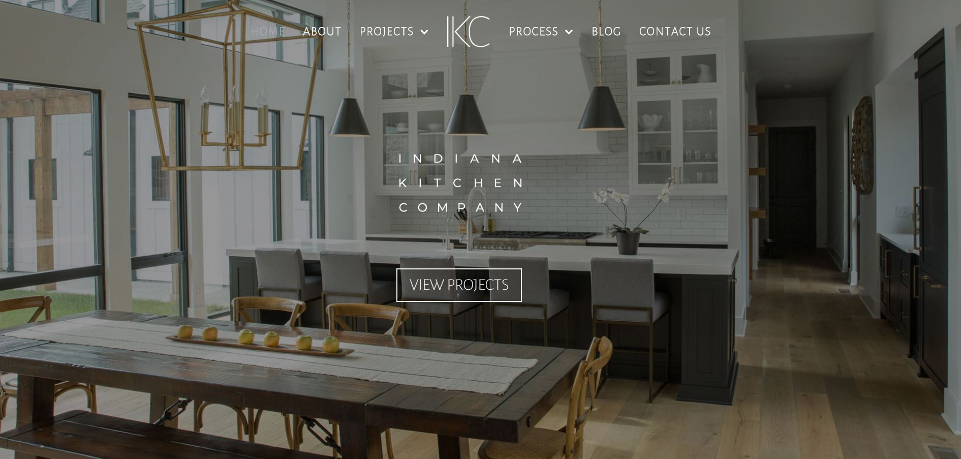 Indiana Kitchen Company | Custom Kitchen Designs | Cabinets